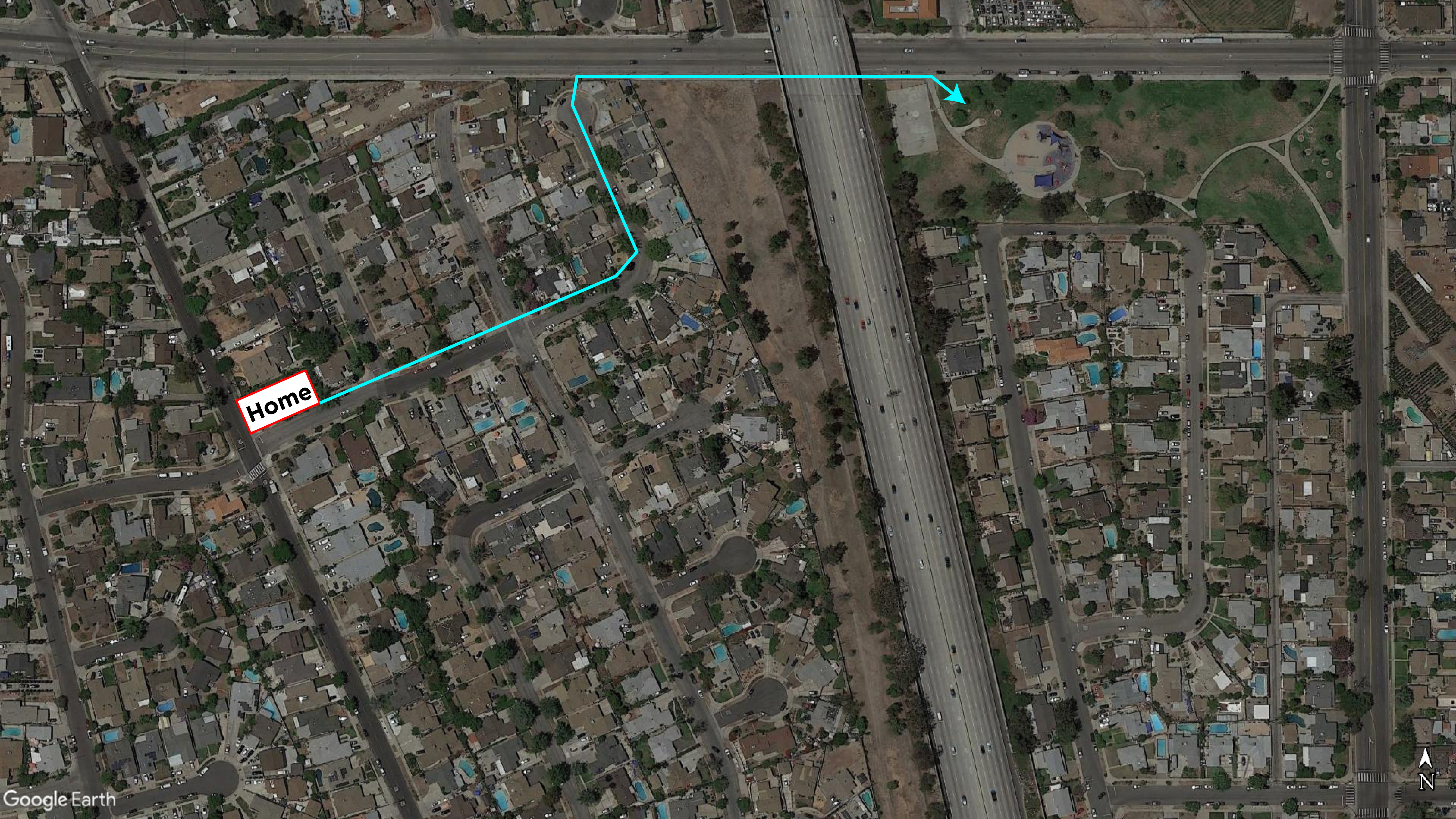 north hollywood preferred route.jpg